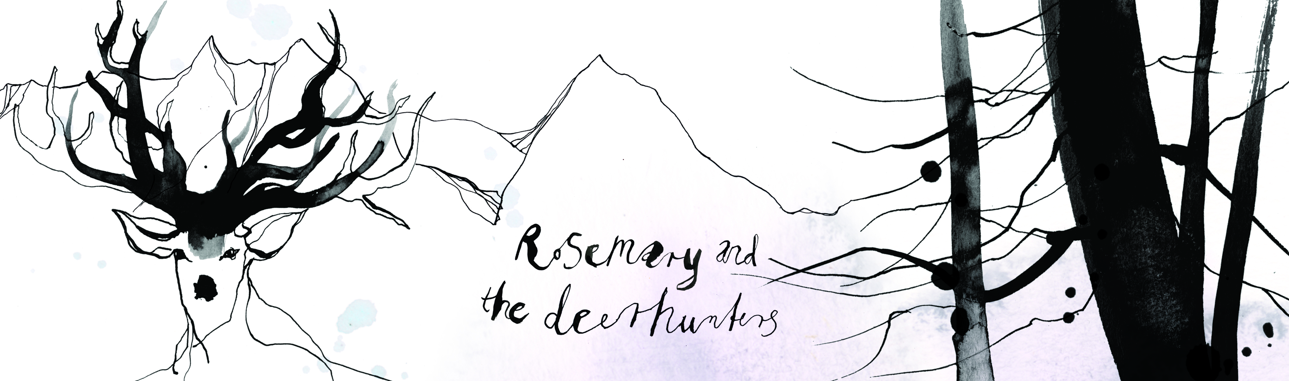 Rosemary and the deerhunters - The art of eating and drinking with both hands